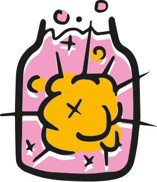 ikona informacji o tym jak przebiega proces fermentacji herbaty na kombuchę